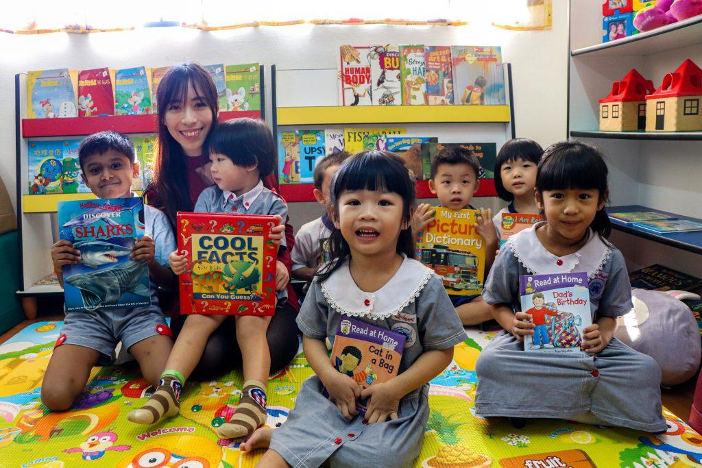 caretaker, best day care in malaysia, best child care in malaysia