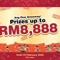Q-dees CNY Ang Pow Giveaway