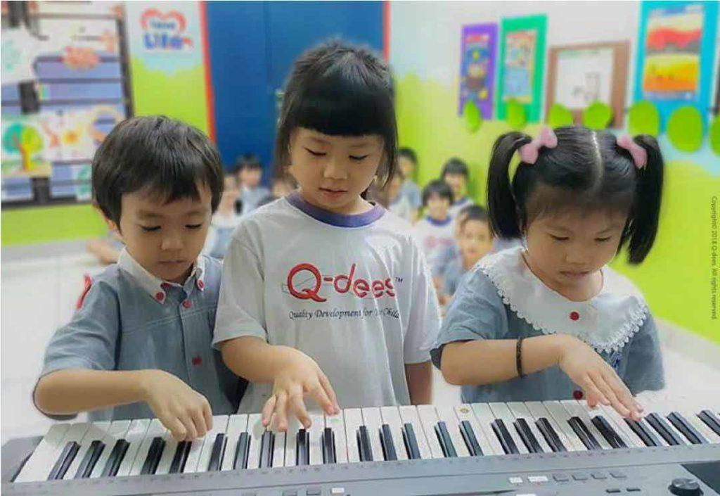 sensory experiences in preschool