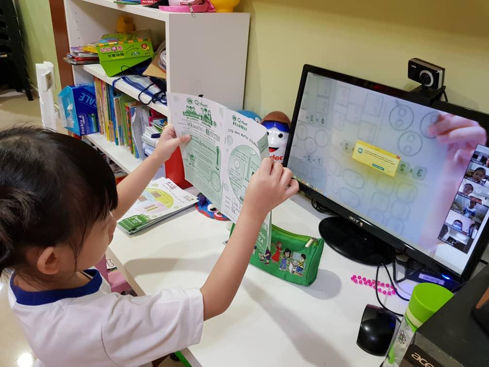 fun activity, online preschool malaysia